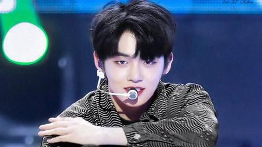Yeonjun TXT Rayakan Ulang Tahun ke-20