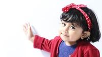 Kenalkan, Bun, ini Shakila Azzahra, anak pertama Hengky Kurniawan dan Sonya Fatmala. (Foto: Instagram @shakilaazzahrakurniawan)