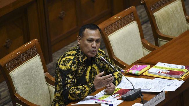 Kapolda Sumsel yang merupakan ketua KPK terpilih Irjen Firli Bahuri menyebut pihaknya menggagalkan 334,97 ton BBM ilegal dari 50 kasus pada 2019.