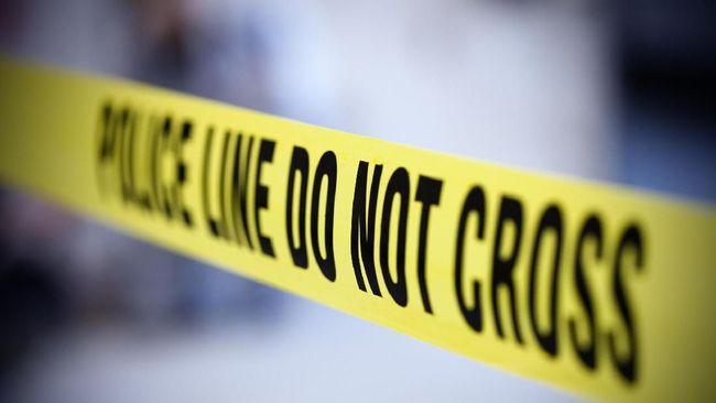 Ledakan terjadi di Monas, polisi menutup seluruh akses menuju monas tempat terjadinya ledakan.