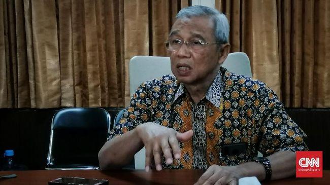 Busyro Kritik Jokowi soal RUU KPK: Presiden Ini Main-main