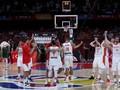 FOTO: Argentina Jumpa Spanyol di Final Kejuaraan Dunia Basket