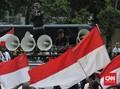 Massa Bakar Spanduk, Tantang Agus Rahardjo Keluar Gedung KPK
