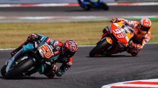 Quartararo Masih Cari Cara Kalahkan Marquez di MotoGP 2020