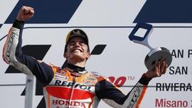 Klasemen MotoGP 2019: Marquez Unggul 93 Poin Atas Dovizioso