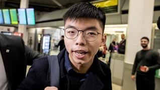 Hong Kong Larang Aktivis Joshua Wong Ikut Pemilu