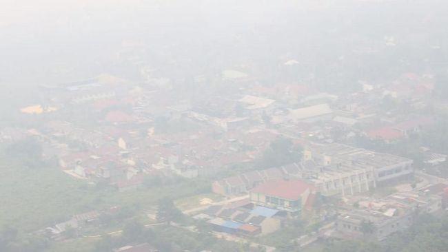Atasi Karhutla, BPPT Klaim Siapkan Operasi Hujan Buatan