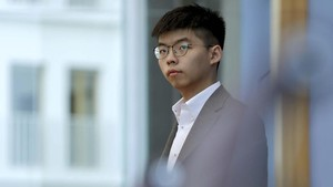 Aktivis Muda Hong Kong Joshua Wong dan 2 Temannya Dipenjara