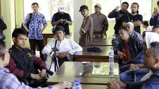 FPI Jateng Bantah Sweeping Pemutaran Kucumbu Tubuh Indahku