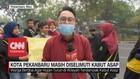 VIDEO: Kota Pekanbaru Masih Diselimuti Kabut Asap