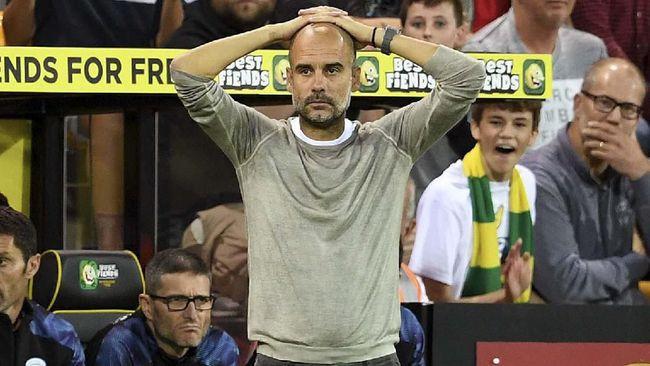 Pep Guardiola lepas dari kutukan gagal ke final Liga Champions setelah Manchester City mengalahkan PSG 2-0 di leg kedua semifinal.