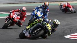 7 Fakta Menarik Jelang MotoGP Ceko: Rossi Tersukses