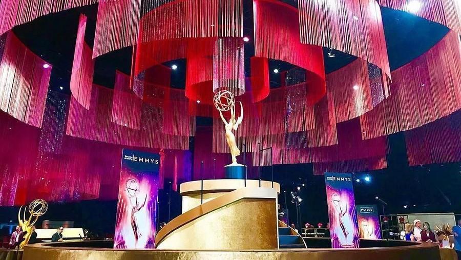 Membanggakan, Dekorasi Emmy Awards 2019 Dirancang Orang Indonesia