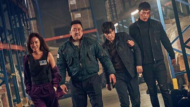Box office Korea Selatan dipenuhi dengan film-film lokal pada pekan kedua September, salah satunya adalah 'The Bad Guys: Reign of Chaos'.