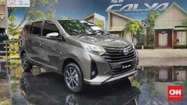 Daihatsu Setop Produksi Juni, Penjualan Toyota Andalkan Stok