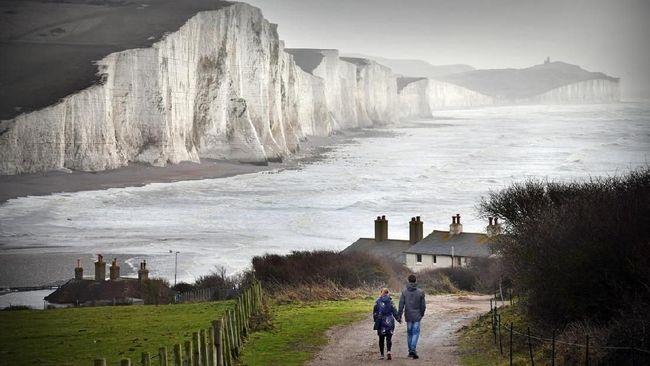 Bagi yang sedang berada di London dan ingin jalan kaki sambil mengirup udara segara, sejumlah tempat ini bisa dikunjungi.