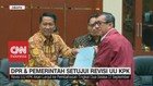 VIDEO: DPR dan Pemerintah Setujui Revisi UU KPK