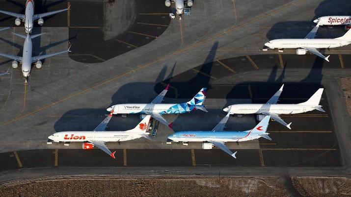 Kecelakaan Lion Air dan Ethiopian Airlines menjadi awal masa suram Boeing 737 Max