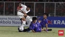 Bima Tak Ingin Timnas Indonesia U-16 Terlalu Dipuji