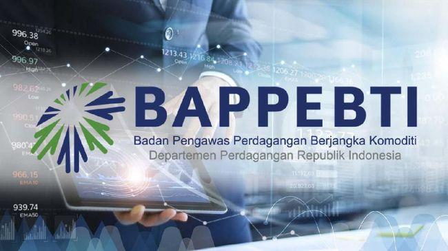 Bappebti memblokir 299 domain entitas ilegal perdagangan berjangka komoditi sepanjang 2019.
