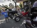 FOTO: Pesta Mobil Klasik di California