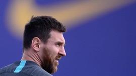 Liga Champions, Alasan Messi Patah Hati pada Barcelona