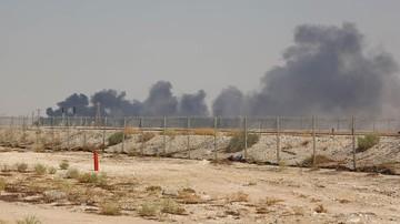 Pemerintah Arab Saudi mengonfirmasi serangan rudal terhadap kilang minyak Saudi Aramco di Jeddah, menyebut aksi itu sebagai serangan teroris.