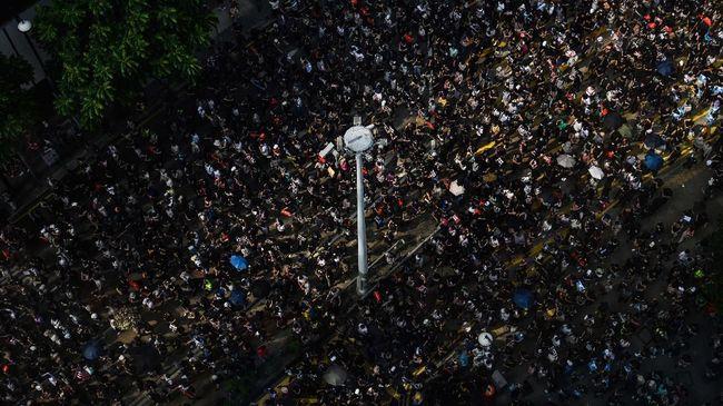 Aksi demo besar-besaran rencananya akan dilakukan oleh para aktivis Hong Kong bertepatan dengan pesta pergantian tahun.