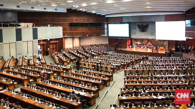 DPR dan Pemerintah Sepakat Permudah Bebas Bersyarat Koruptor