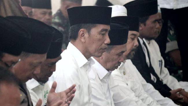 Jokowi mengatakan pentingnya menjaga komitmen dari seluruh pihak untuk mencegah karhutla agar tidak membutuhkan biaya yang banyak dan lebih efektif.