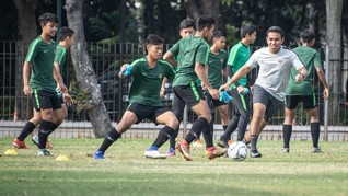 Daftar 22 Pemain Timnas Indonesia U-16 ke UEA