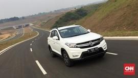 Membuktikan Keunggulan SUV China: Anti Becek-becekan