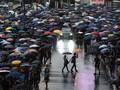 Aktivis Hong Kong Rencanakan Demo Besar Akhir Pekan