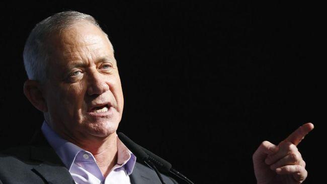 Benny Gantz menolak perundingan membentuk pemerintahan bersama Benjamin Netanyahu meski hasil pemilu Israel menunjukkan kedua calon PM mendapatkan suara imbang.