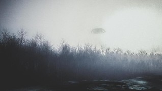 AS Konfirmasi Video UFO Berbentuk Piramida
