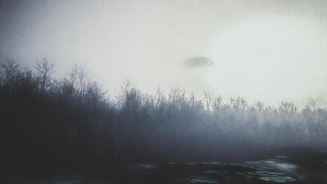AS Konfirmasi Video UFO Berbentuk Piramida