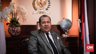 Bintang Mahaputera dan Rentetan Kritik Fahri Hamzah ke Jokowi