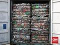 882 Kontainer Sampah Plastik Diimpor ke Indonesia sejak April