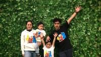 <p>Dari pernikahannya, pria bernama lengkap Randy Danistha ini dikaruniai dua anak laki-laki, Kairav Ghani Danistha dan Sakha Arkaan Danistha. (Foto: Instagram @randydanistha)</p>