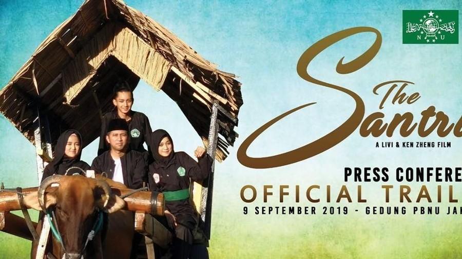 Muslim Masuk Gereja Pada Film 'The Santri', Apa Hukumnya?