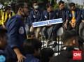 Demo Mahasiswa Tolak Revisi UU KPK di Kepri Ricuh