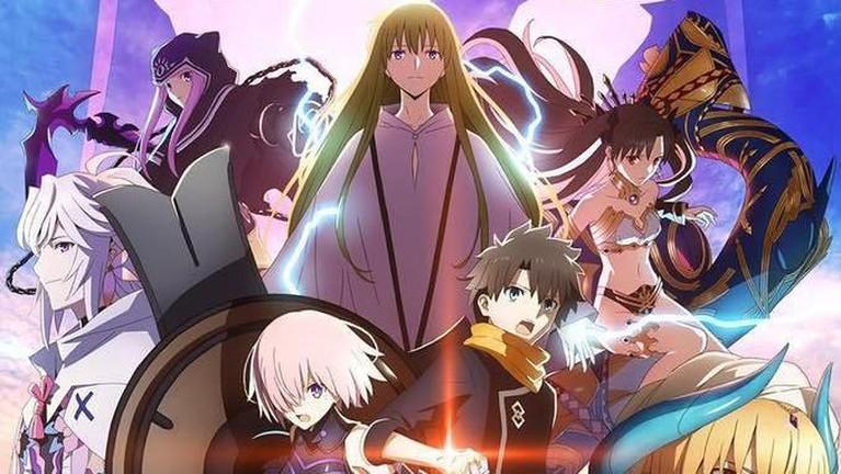 Fate/Grand Order: Babylonia. Anime yang sudah merilis trailernya ini siap menghibur para penggemarnya pada 5 Oktober mendatang.