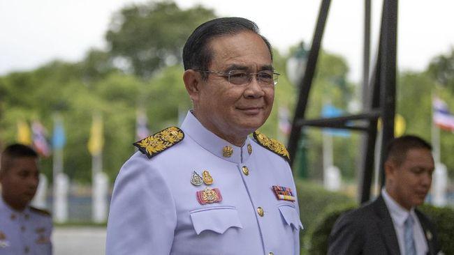 Perdana Menteri Thailand, Prayut Chan-o-Cha memastikan dirinya tidak bisa hadir dalam ASEAN Leaders Meeting di Jakarta pada Sabtu.