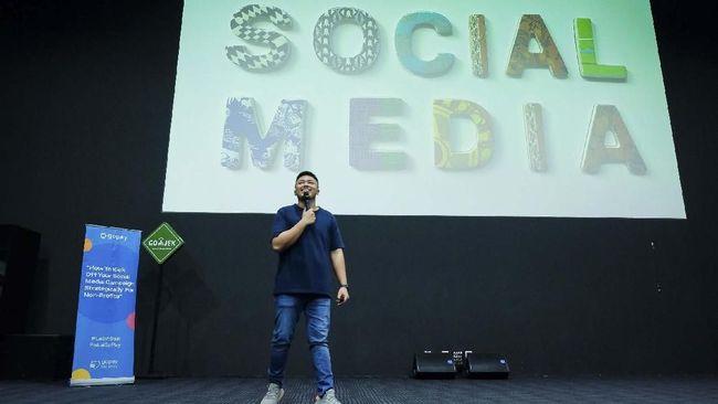 Sejumlah organisasi nonprofit memberikan apresiasi terhadap pelatihan penggunaan media sosial yang diberikan oleh GoPay dalam menggalang donasi digital.