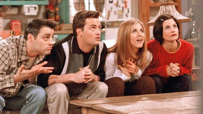 Para pemeran serial Friends (1994) rupanya akan reuni dalam sebuah acara yang tayang di HBO Max, berikut sejumlah faktanya.