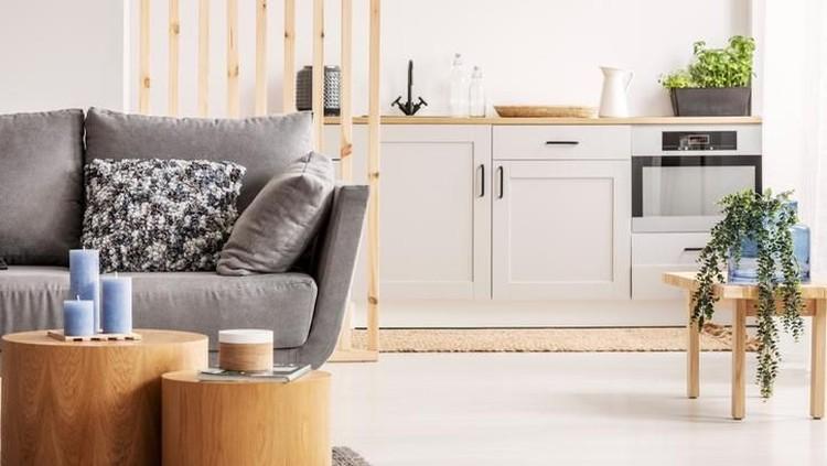 Furnitur di rumah minimalis identik dengan desain yang simpel. Ini supaya furnitur tidak banyak makan tempat dan lebih mudah membersihkannya.