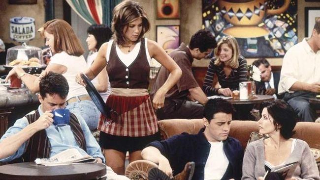 Setelah 'Friends' tayang sejak 22 September 1994 sampai 6 Mei 2004, beberapa serial baru bermunculan dengan konsep tak jauh berbeda.