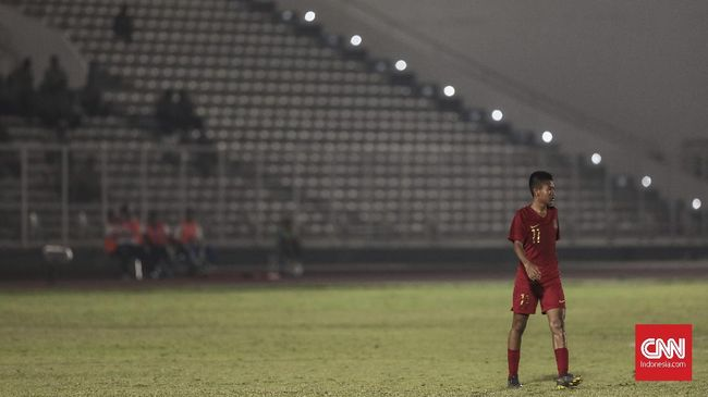 Putra seorang buruh pelabuhan, Ruy Arianto, merintis asa di Timnas Indonesia U-16 pada kualifikasi Piala Asia U-16.
