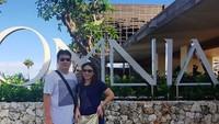 <p>Kali ini, giliran Bali yang menjadi tujuan liburan Alan dan Susy. (Foto: instagram @alanbudikusumaofficial) </p>