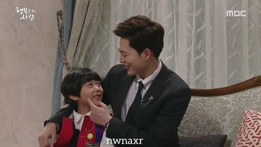 Drama Korea Person Who Gives Happiness Eps.14, Kecemasan Nyonya Park